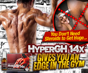 Supplement with HyperGH 14x