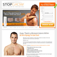 stop grow men website