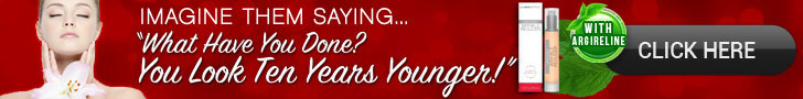look ten years younger banner