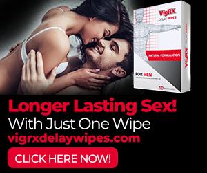 VigRX Delay Wipes Review