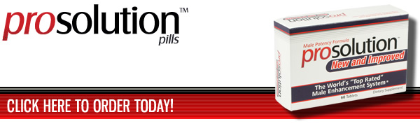 prosolution pills over the counter penis enlargement pills