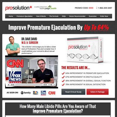 Review of Prosolution Plus - A Must Read Before You Buy