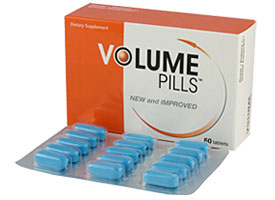 box of volume pills