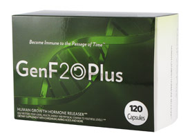 GenF20 Plus Natural HGH Releasers