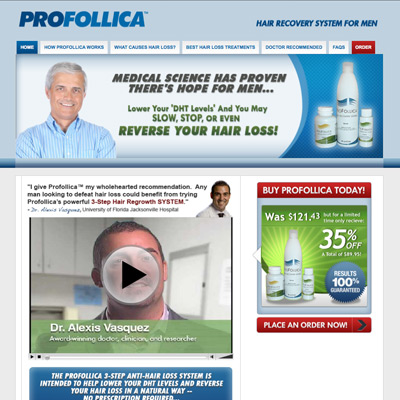 profollica400 - What Causes Hair Loss and How Can Profollica Fight Against It?