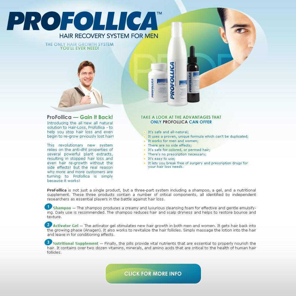 profollica fpa The Perfect Hair Loss Treatment for Men