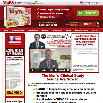 Vigrx Plus The Ultimate Male Enhancement Product