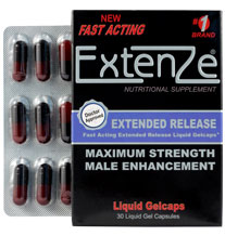 Box of Extenze